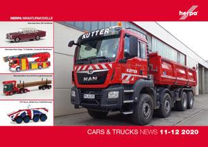 Herpa Cars & Trucks 11-2020