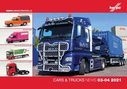 herpa Cars & Trucks - News 03-04-2021