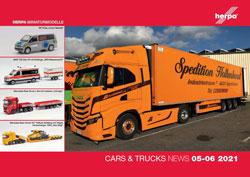 herpa Cars & Trucks - News 05-06-2021
