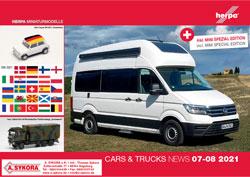 herpa Cars & Trucks - News 07-08-2021