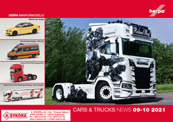 herpa Cars & Trucks - News 09-10-2021