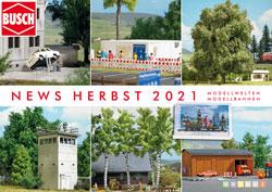 BUSCH News Herbst 2021